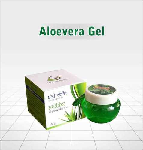 Aloe Vera Gel For Skin And Hair Care