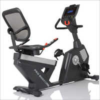 Commercial Generator based Recumbent Bike 952