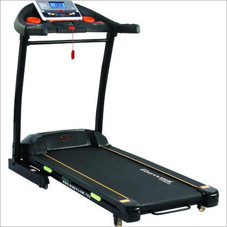 Motorized Treadmill with Hydraulic Shock Absorber 782