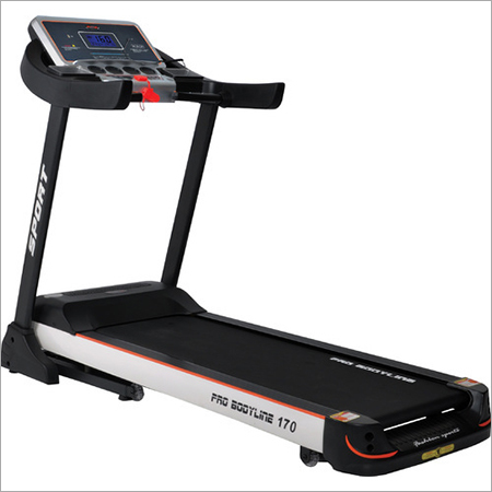Pro Bodyline Auto Incline AC Motorized Treadmill 170