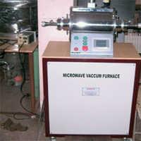 Microwave (2.45 GHz) Sintering vacuum Furnace