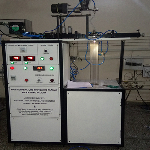 High Temperature Microwave Plasma Processing System