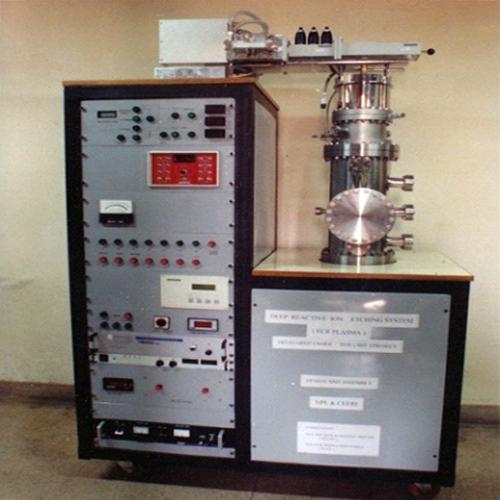 Microwave (2.45 GHz) ECR system