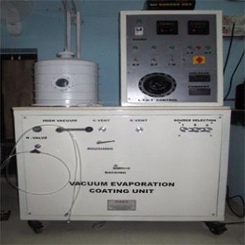 Vacuum Evaporation Coating System