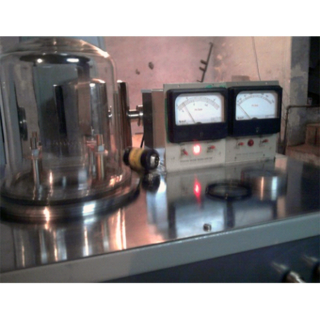 Table Top Vacuum Evaporation Coating System