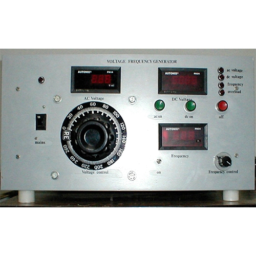 Voltage Frequency Genearator