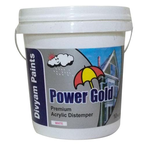 Power Gold Premium Acrylic Distemper