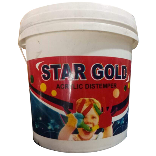 Star Gold Acrylic Distemper