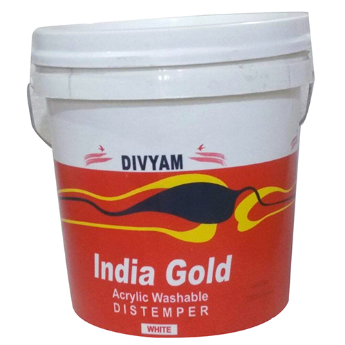 India Gold Acrylic Washable Distemper