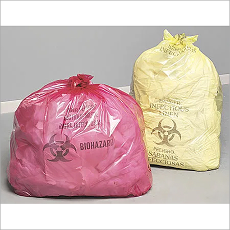 Biomedical Waste Bag