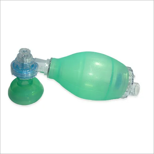 Child Silicone Resuscitator Ambu Bag