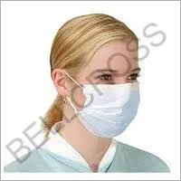 Face Mask With Bacterial Filter