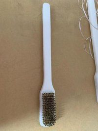Gmp pvc handle brush