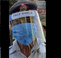Face shield in Agra