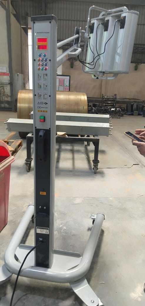 Infrared Panel Dryer