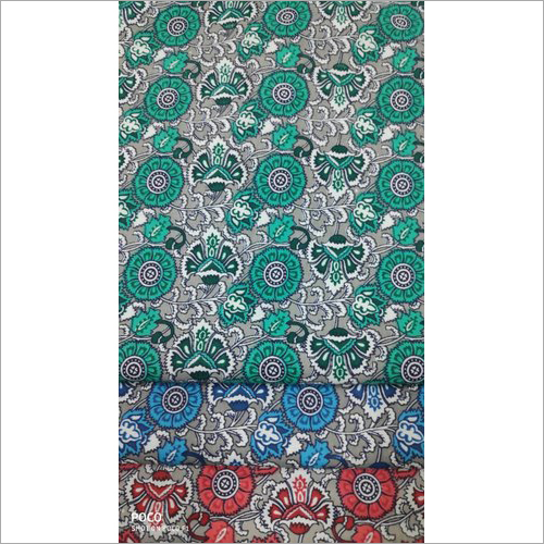 Nighty Print Cotton Fabric