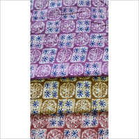 Designer Floral Printed Cotton Suit Fabric