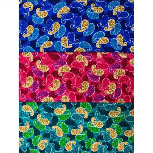 Cotton Printed Nighty Fabric