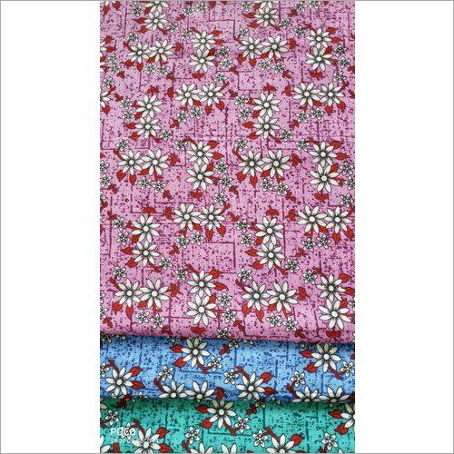 Floral Cotton Suit Fabric