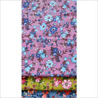 Flower Printed Nighty Fabric
