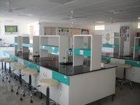 Laboratory Island Table