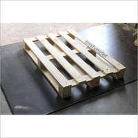 Four Way Pine Wood Pallet