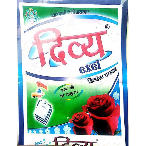 Rose Detergent Powder