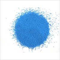 Blue Detergent Powder