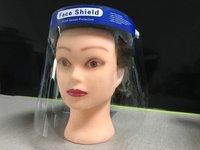 Face shield in Srinagar