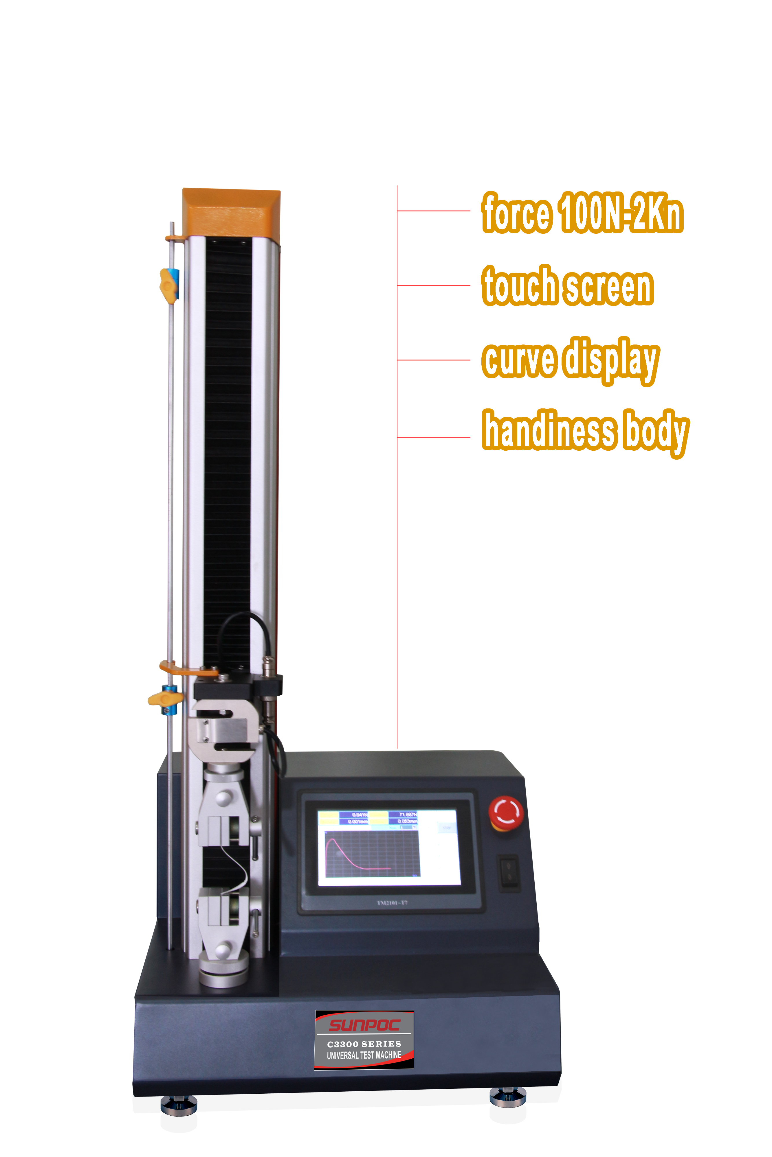 C3342 Electronic Universal Testing Machine