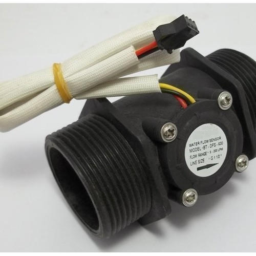 Plastic Turbine Water Flow Meter