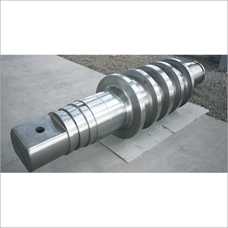 Alloy Steel Adamite Rolls