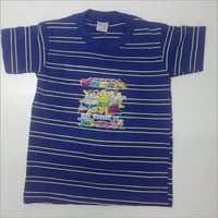 Kids Striped T Shirt
