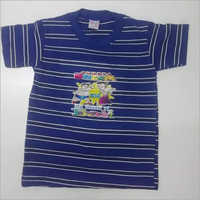 Kids Striped T Shirt