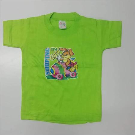 Kids Half Sleeves T Shirt