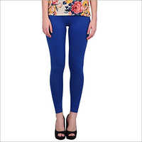 Blue Color Ladies Leggings