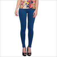 Ladies Blue Leggings