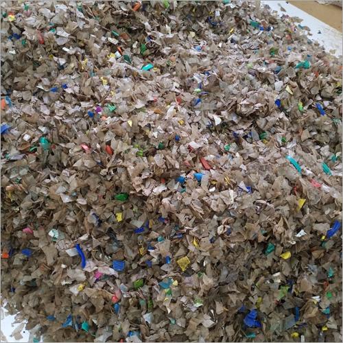 Unwashed PET Bottle Flakes