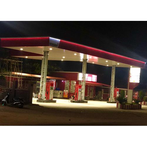 Multiple Petrol Machine Surface Canopy