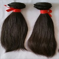 Natural South Indian Temple Straight Human Hair,raw hair