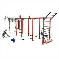 Crossfit Monkey Bridge Rig 20 Feet