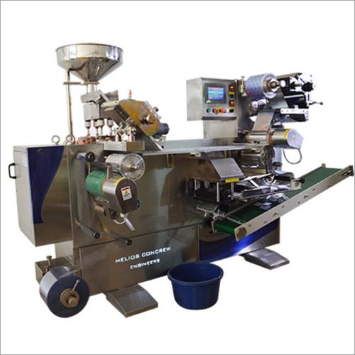 PVC Alu Blister Packing Machine