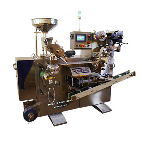 Fully Automatic PVC Alu Blister Packing Machine