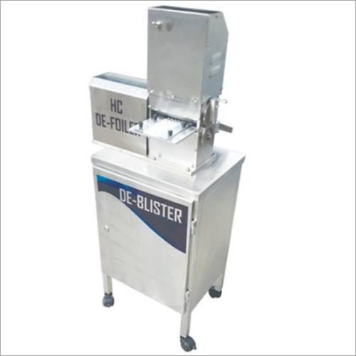 De Blister Machine