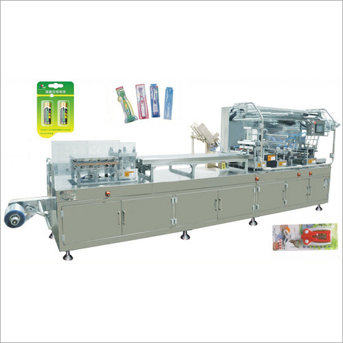 Toothbrush Packing Machine