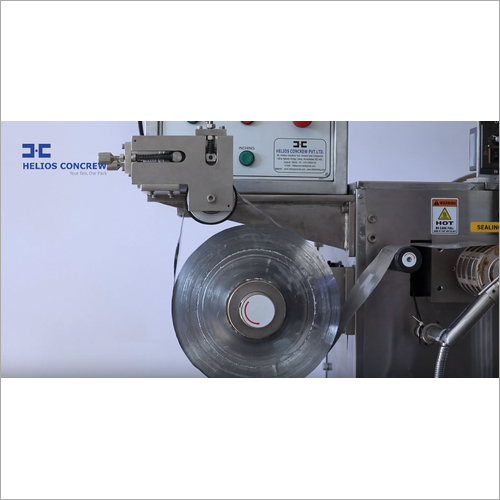 SS Strip Packing Machine