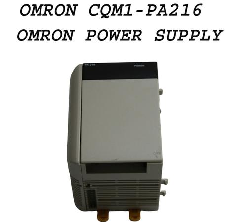 OMRON CQM1-PA216
