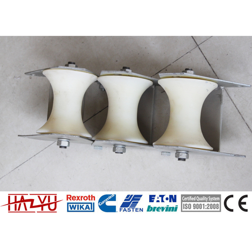 TYSH130S Triple Cable Pulley