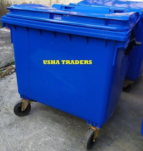 Wheeled  bins