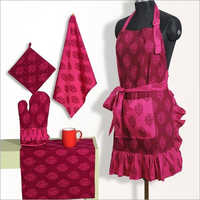 Bubblicious Taste Frilly Apron Set